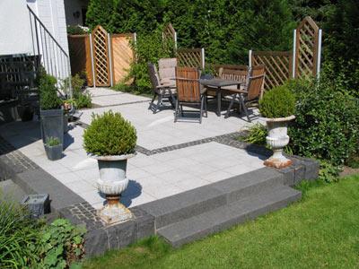 garten terrassen ideen: garten terrasse ideen gartens max, Garten Ideen